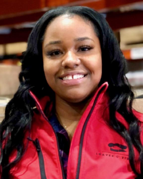 Chasidie Glover, MS RD LDN